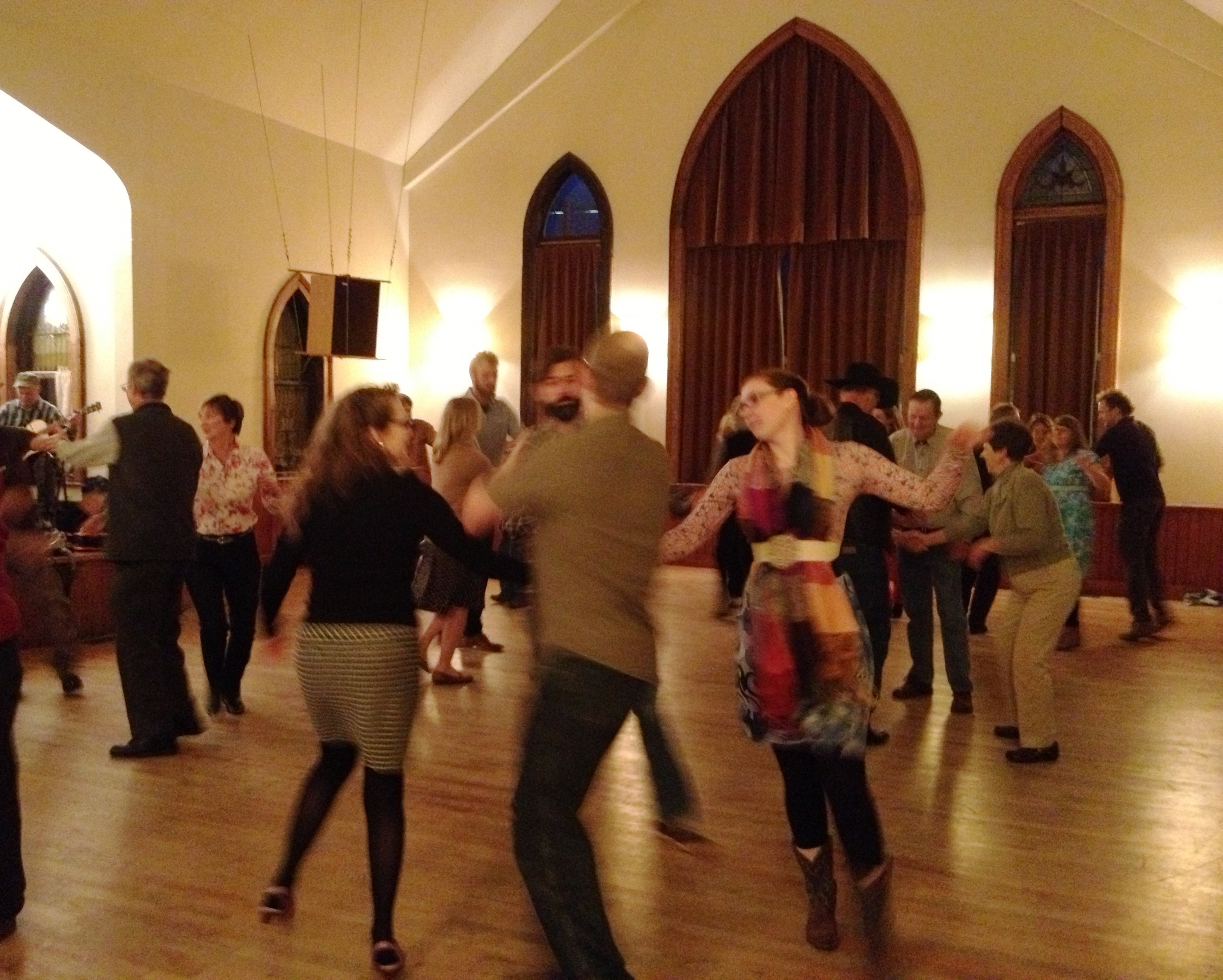 southern swingers square dance