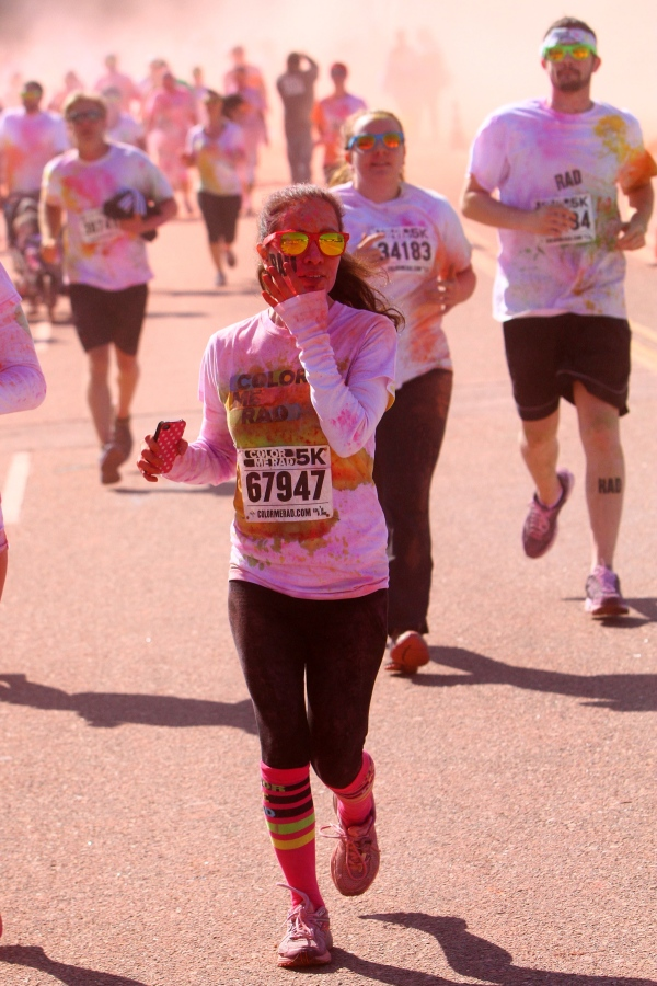 Color Me Rad Running
