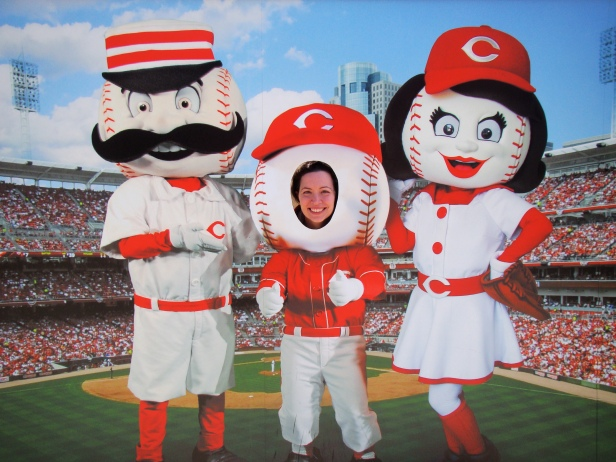 Mr. Redlegs and Rosie Red