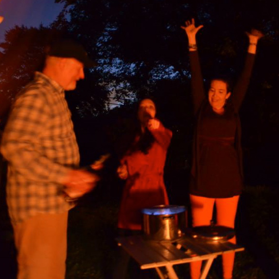 Feuerzangenbowle Celebration
