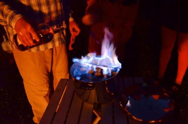 Feuerzangenbowle Fire