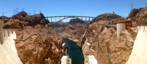 Bridge View from Hoover Dam