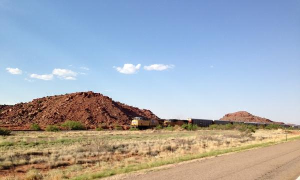 New Mexico Train