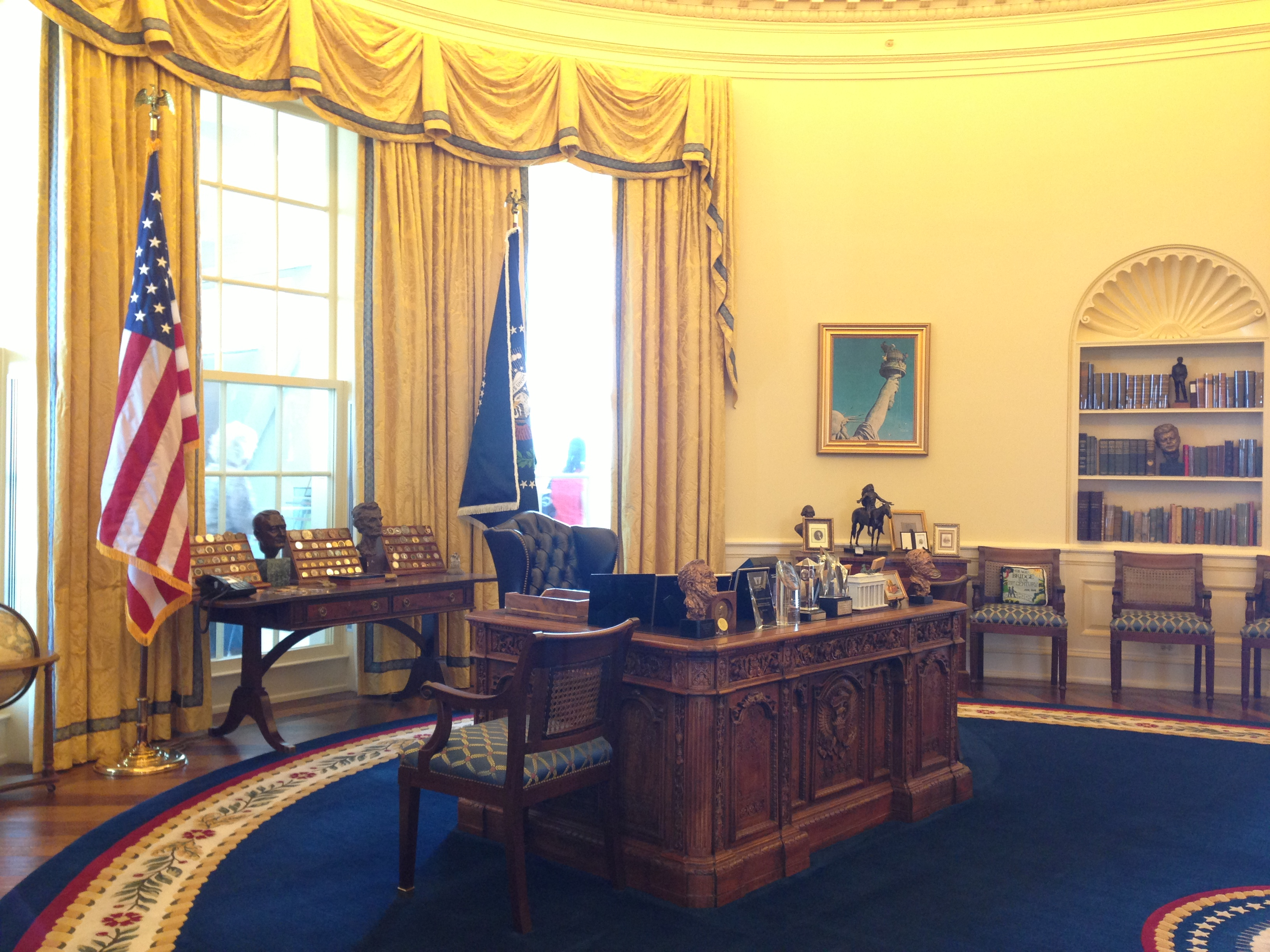 Trump Oval Office Renovation The Great American Road Trip 52 Things 52 Weeks
