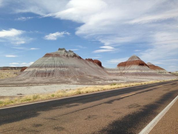 Painted Desert Tepees
