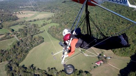 Hang Glide Lesson