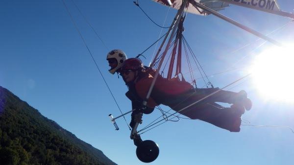 Hang Glider Tricks