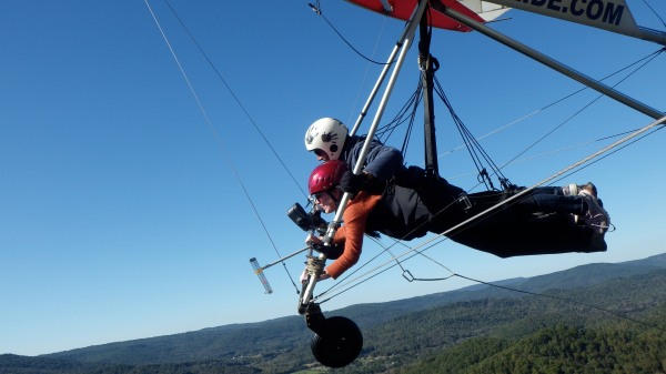 Hang Gliding Lesson 2