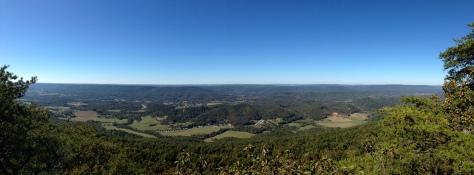 Lookout Mountain Panorama