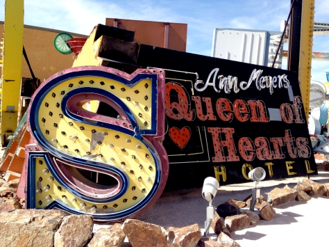 Queen of Hearts Hotel