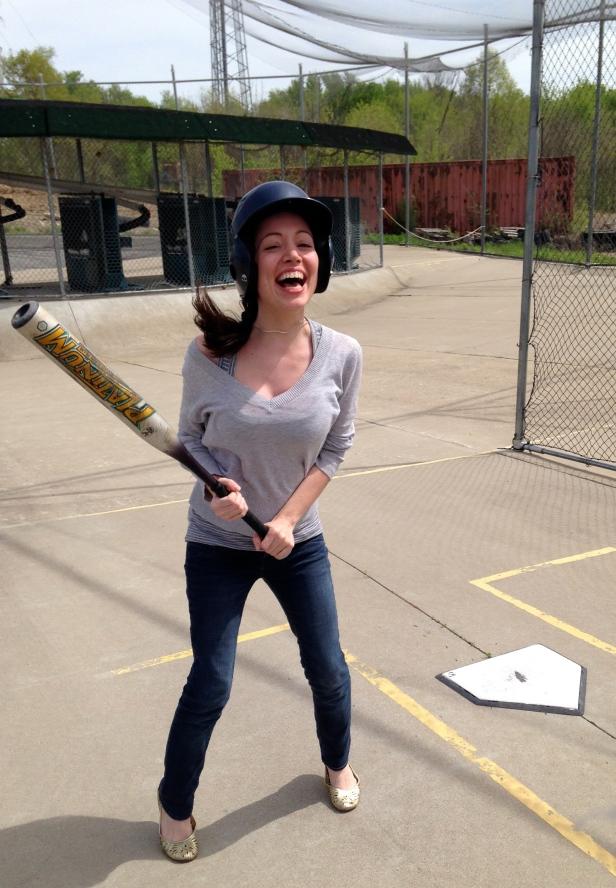 Baseball stance