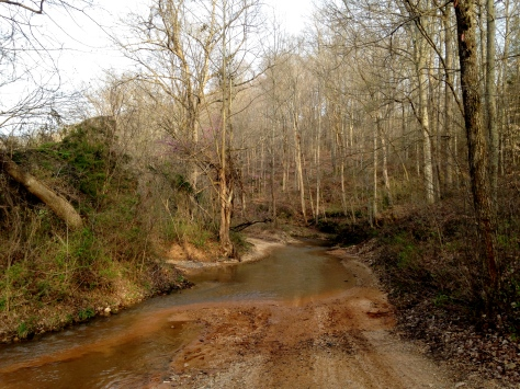 Drive Over Creek