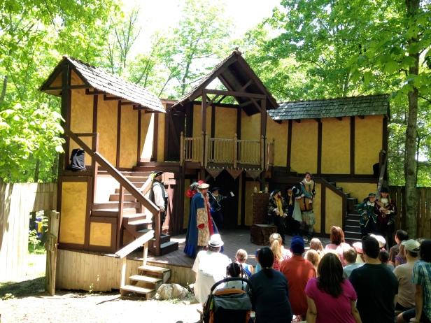 Renaissance Festival Show