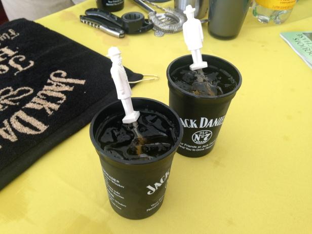 Steeplechase Drinks