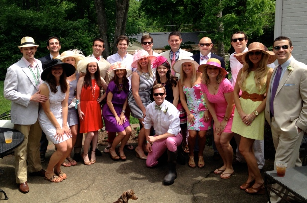Steeplechase Group Photo
