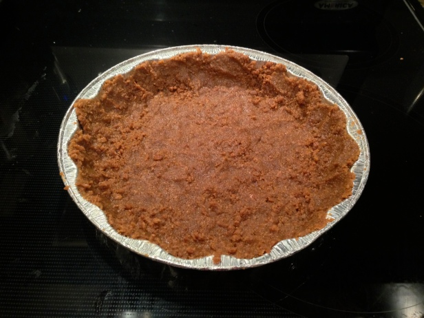 Gingerbread Crust