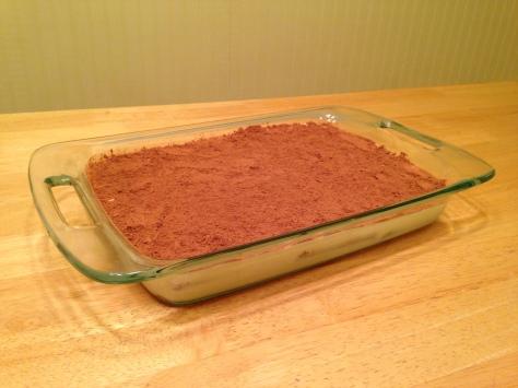 Tiramisu Unsweatned Chocolate