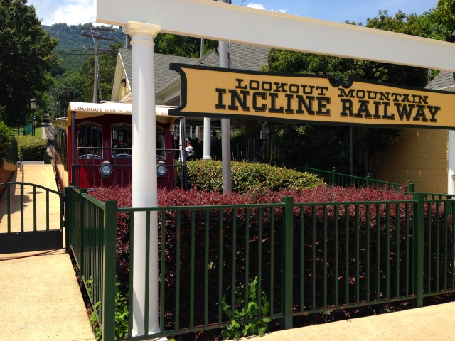 Incline Railway Base