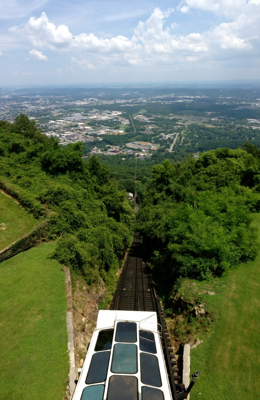 Incline Railway View