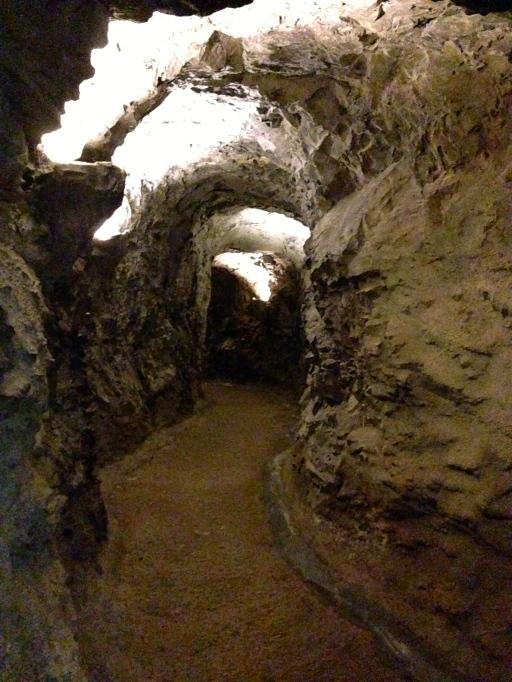 Ruby Falls Cave