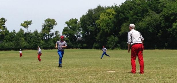 Vintage Base Ball Run