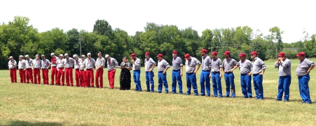 Vintage Base Ball Teams
