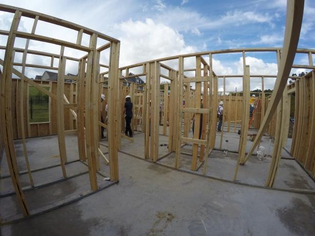 Habitat for Humanity Internal Walls