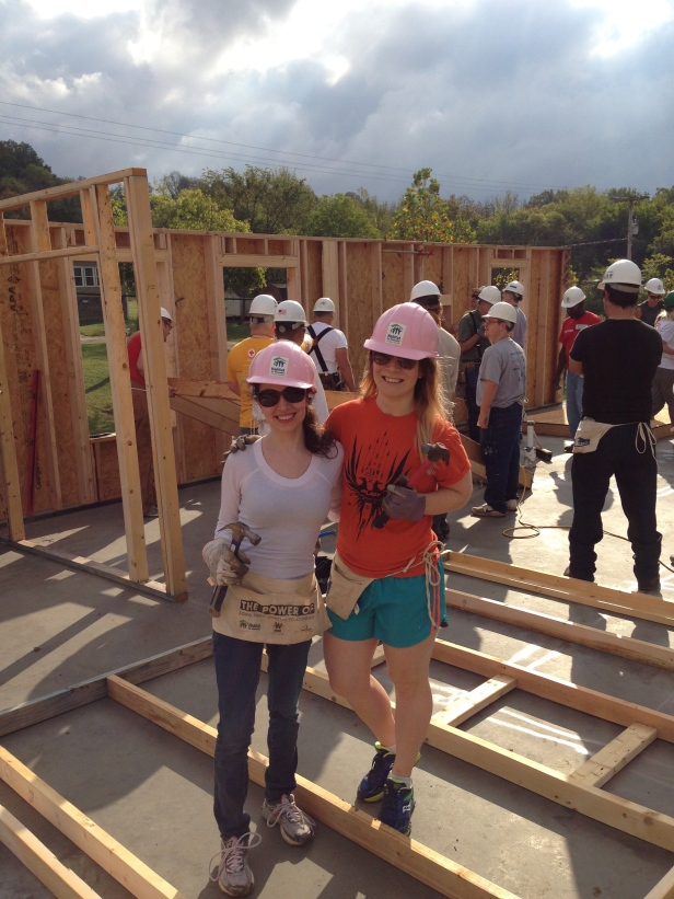 Habitat for Humanity Pose