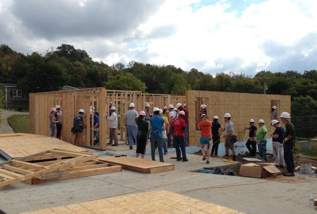 Habitat for Humanity Walls