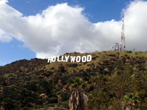 View of Hollwood Sign