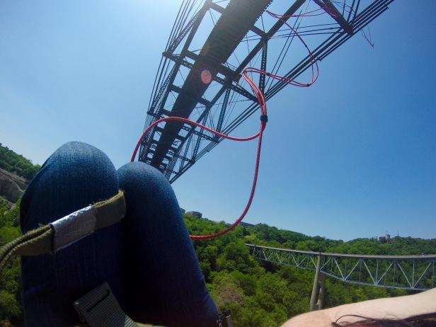 Bungee Jumping Rebound