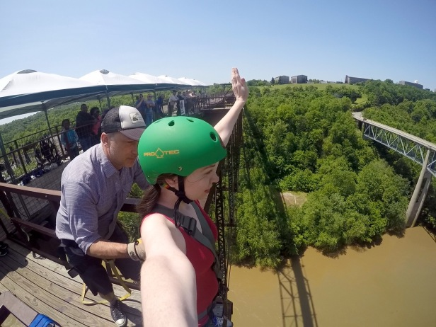 Ready to Bungee Jump