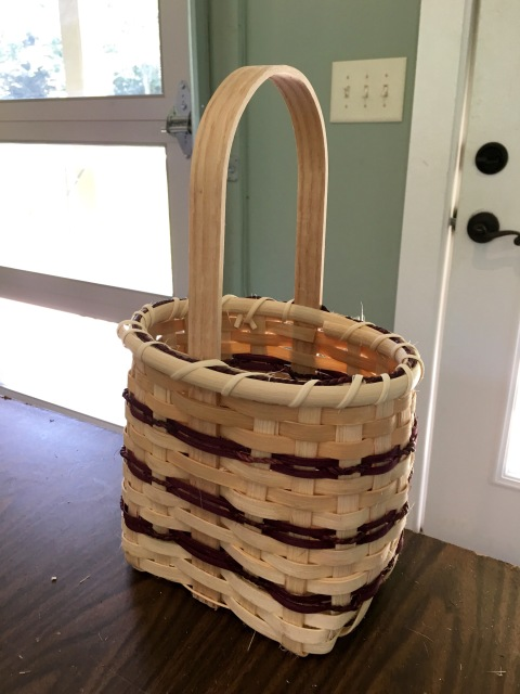 Completed Basket
