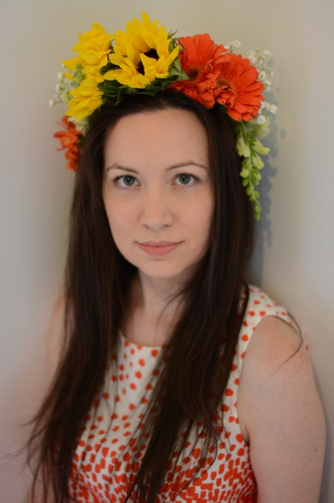 Flower Corwn Pose