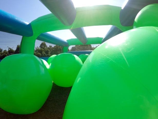 Inflatable 5K Big Balls