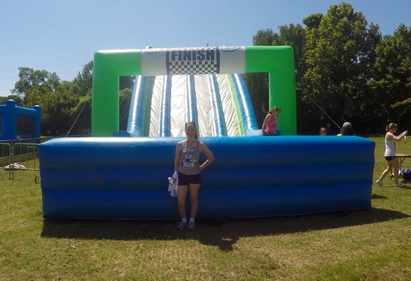 Inflatable 5k Finish Line