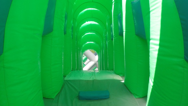 Inflatable 5K Mad House