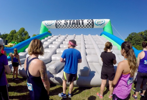 Inflatable 5K Starting Line