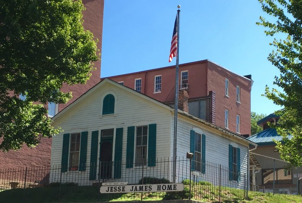Jessee James House