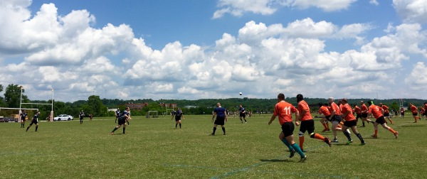 Rugby Kickoff