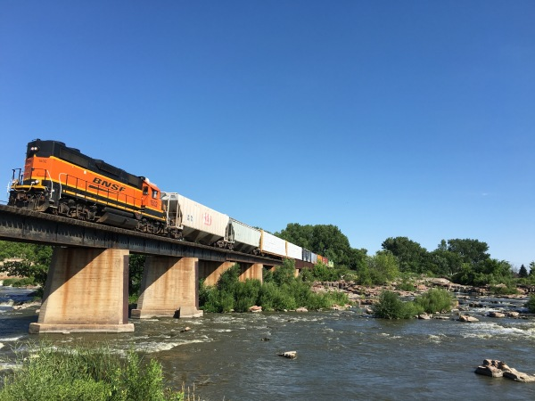 Sioux Falls Train