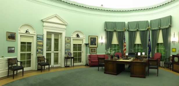Truman Oval Office