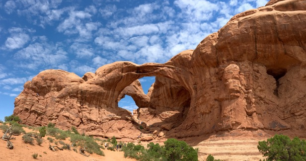 Arches Double Arch