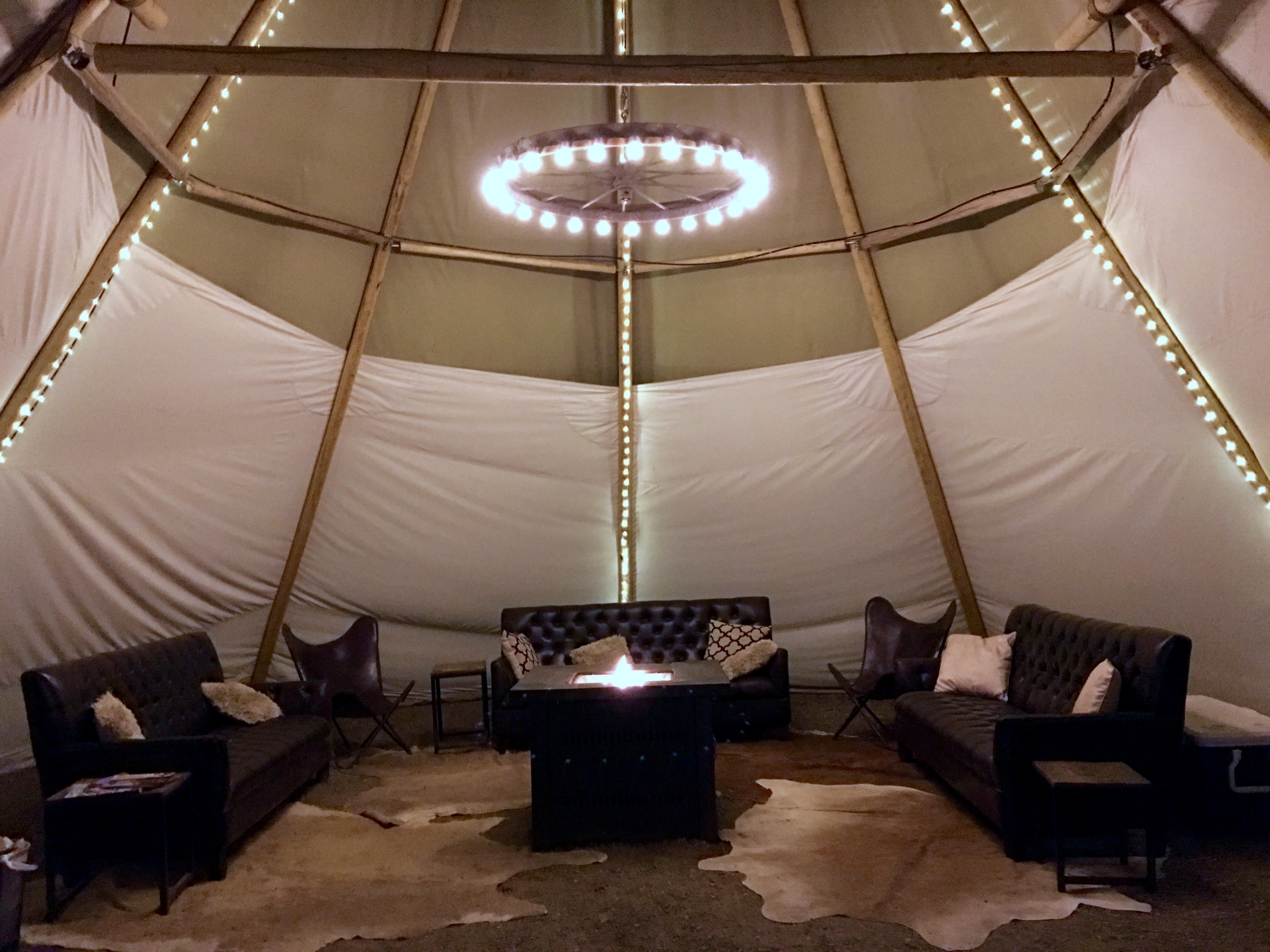 Moab Under Canvas Main Tent & Glamping Under the Stars of Moab u2013 52 Things 52 Weeks