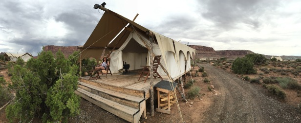 Moab Under Canvas