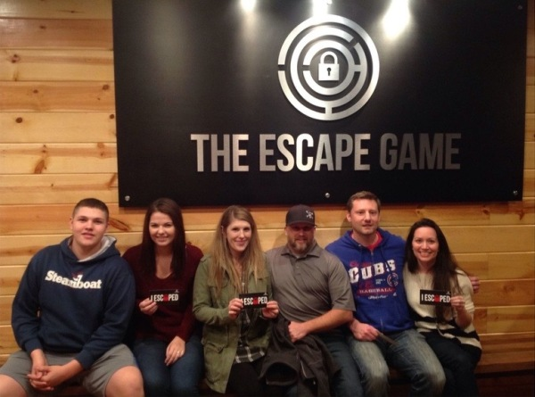 escape game nashville