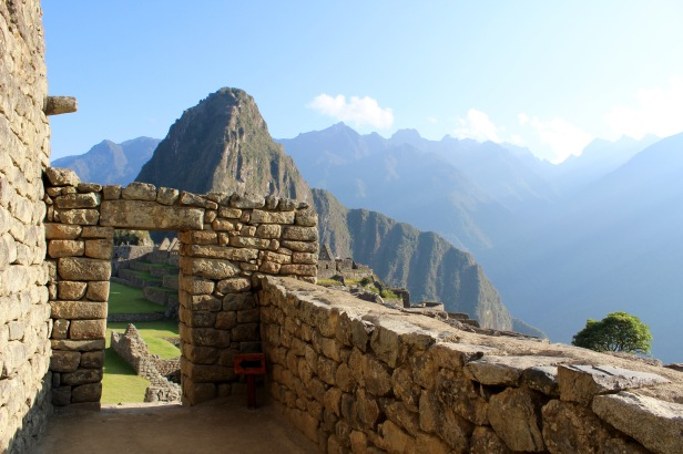 Machu Picchu Door