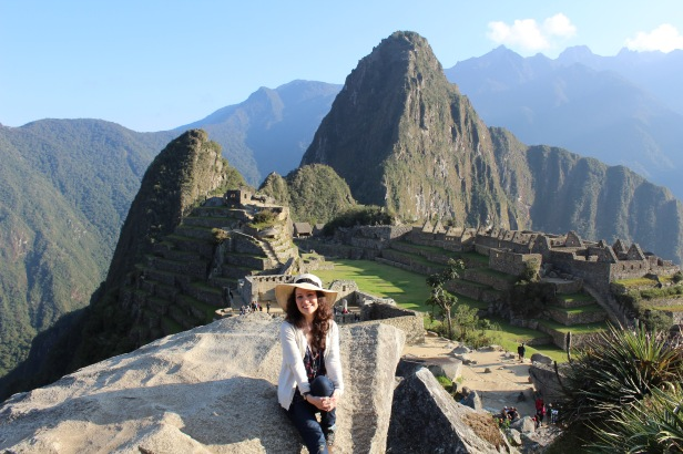 Machu Pichu Morning